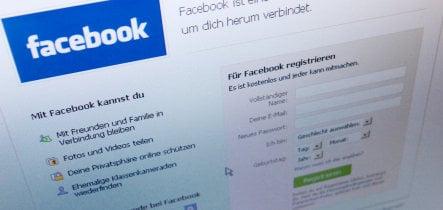 Facebook begins promotion to boost German membership