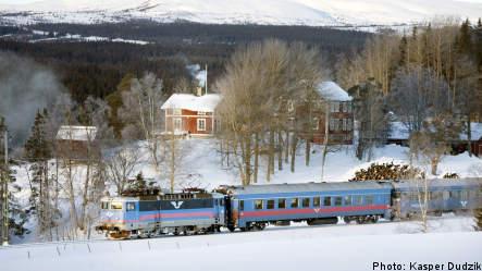 Winter rail destinations: Sveg/Vemdalen