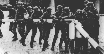 Poland remembers Nazi attack sparking World War II