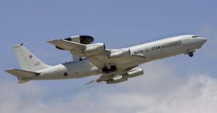 Bundeswehr AWACs in Afghanistan could direct combat sorties