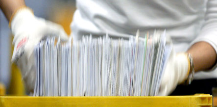 Frankfurt postman arrested for hoarding truckloads of letters
