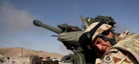 Insurgents attack Bundeswehr troops in Afghanistan