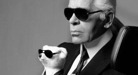Steiff makes Karl Lagerfeld teddy bear