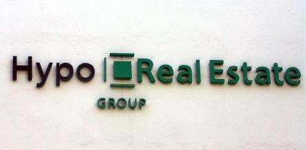 Hypo Real Estate gets last-minute rescue