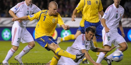 Sweden victorious at home against Hungary