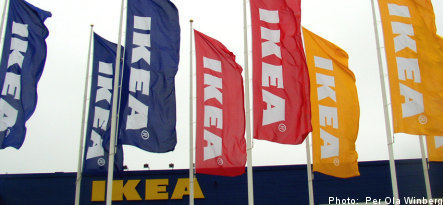 Ikea sales reach all-time high