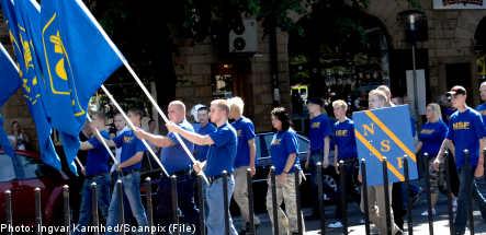 Sharp rise in Swedish Nazi groups
