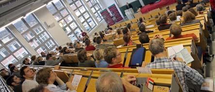 More German students choosing foreign universities