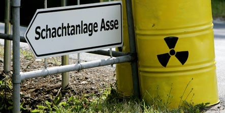 "Gabriel: nuclear facility Asse like ""Swiss cheese"""