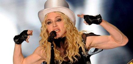 Madonna causes Bundesliga match cancellation