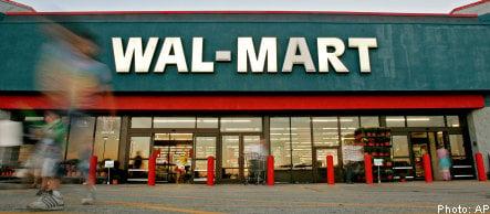 Wal-Mart eyes Sweden