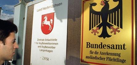 Funding for German asylum seekers hits new low