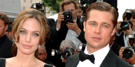 Brangelina arrives for three-month stay in Berlin
