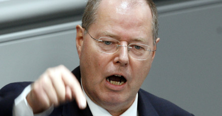 Steinbrück looking for blood over KfW's Lehman scandal