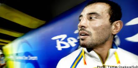 Swedish wrestler appeals Olympic ban