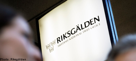 Sweden's Debt Office halts t-bill trading