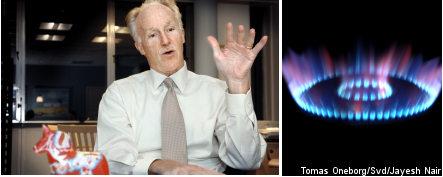 US Ambassador: Russian gas no laughing matter
