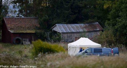 Boyfriend arrested after Herrljunga body find