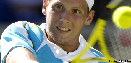Stockholm Open draws Johansson out of retirement