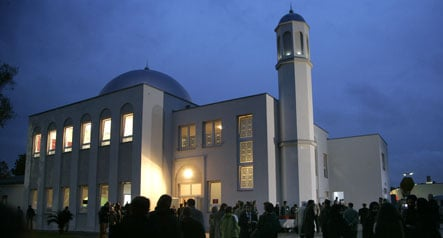 First eastern German mosque opens in Berlin