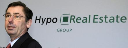 Hypo Real Estate boss Funke resigns