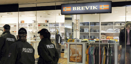 Protests force Hamburg Neo Nazi clothes shop to close