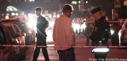Malmö man dies following overnight shooting