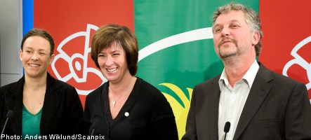 Left Party snubbed by Sahlin and Greens
