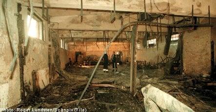 Gothenburg honours nightclub fire victims
