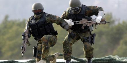 Steinmeier wants German elite troops out of Afghanistan