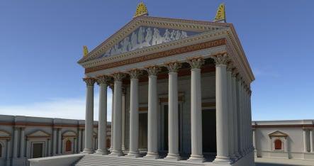 3-D model of Roman-era Cologne goes online