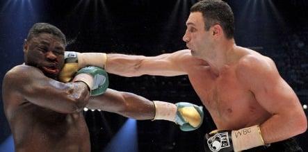 Vitali Klitschko crowned boxing world champ in Berlin