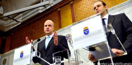 Sweden unveils new crisis measures