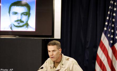 Swedish 'al-Qaeda leader' killed in Iraq