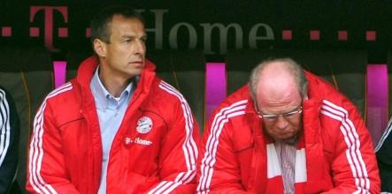 Klinsmann admits lacklustre Bayern deserve fans' boos