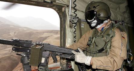 German MPs vote to send more troops to Afghanistan