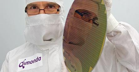 Troubled German chip maker Qimonda to slash 3,000 jobs