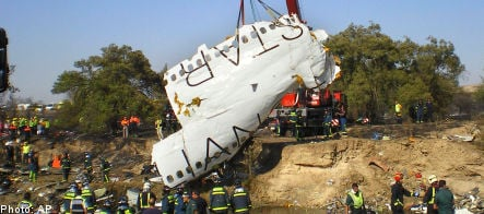 Charges expected over SAS-owned Spanair jet crash