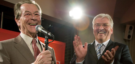 SPD meets to crown new leadership duo