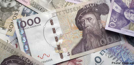 Riksbank throws banks another lifeline