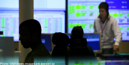 Swedish shares continue to climb