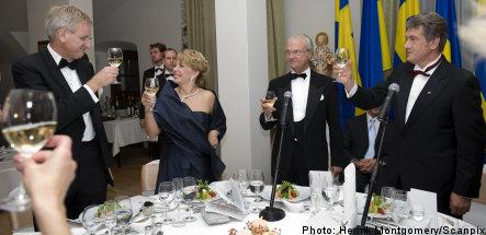 Bildt's behaviour has Russians seeing red