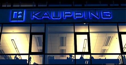 Regulator Bafin freezes Icelandic bank Kaupthing operations