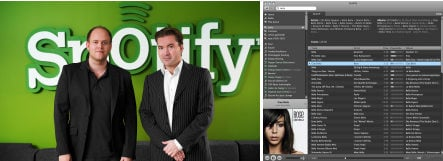 Swedish firm joins battle for online music market