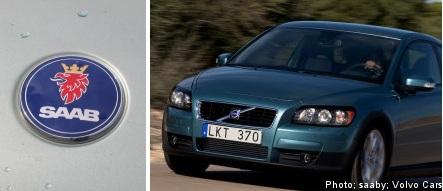 Europe sales lag hits Swedish car makers