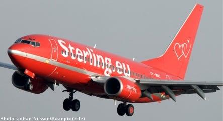 Sterling Airlines goes bankrupt