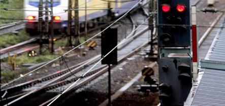 Regional train collision injures one in Berlin