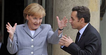 Merkel: state must restore faith in markets