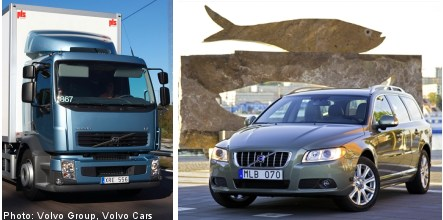 Volvo Group willing to help troubled Volvo Cars