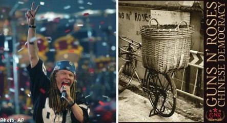 Sweden to host 'world premiere' of new Guns N' Roses album